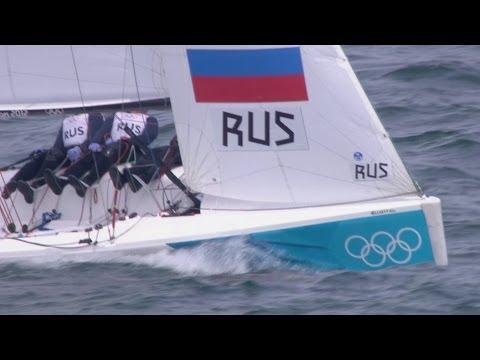 Finland Women's Elliot 6m Sailing Bronze - London 2012 Olympics