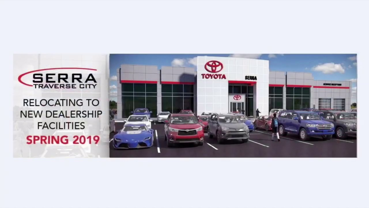 Serra Toyota Of Traverse City Northern Michigan Dealership