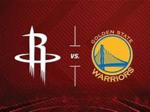NBA PLAYOFFS LIVE STREAM: Golden State Warriors Vs Houston Rockets Play By Play & Reaction Game 4