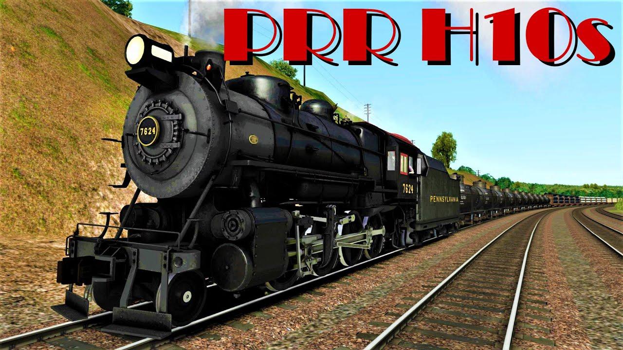 [New Freeware] PRR H10s by DSGDDR