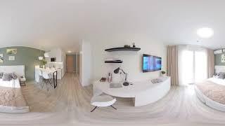 Презентация комплекса апарт отелей Valo  Video Vr 360