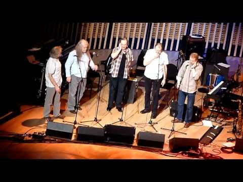 The Wilson Family Close the Coal House Door at the Sage, Gateshead