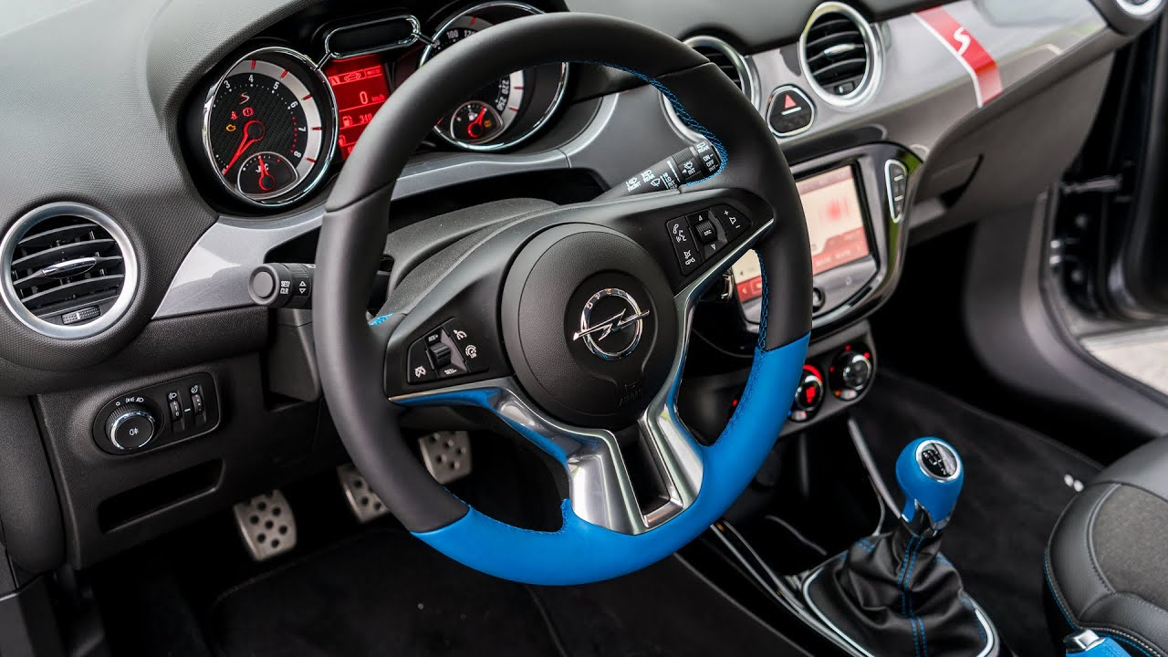 opel adam s mod 2016 0 100km h 0 180km h chiptuning. Black Bedroom Furniture Sets. Home Design Ideas