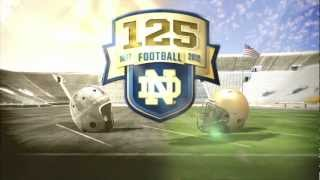 Play Like A Champion Today - 125 Years of Notre Dame Football - Moment #051