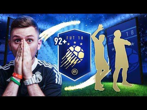 KILKA WALKOUTÓW! OSTATNIE PACZKI TOTY! - FIFA 18