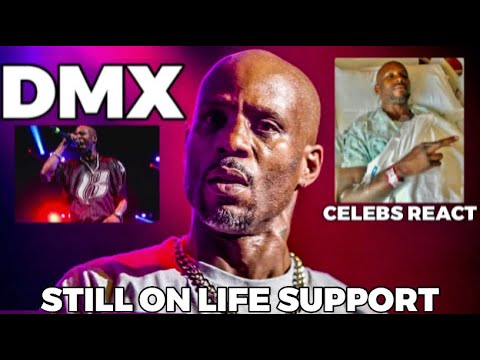 Rapper DMX on life support after heart attack, lawyer says