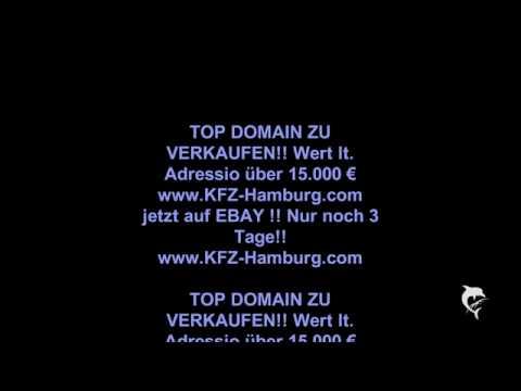 Top Domain KFZ-Hamburg.com zu Verkaufen