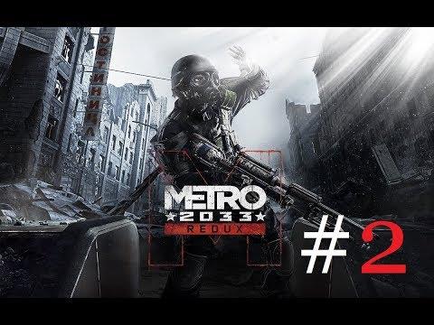 Metro 2033 Redux - Parte 2 - Riga