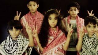 رسالة تضامن ودعم لأهل غزة