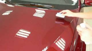 Willson Glass Guard - полироль жидкое стекло, видеоинструкция.mp4(Защитное покрытие для кузова автомобиля на основе диоксида кремния - более известное как