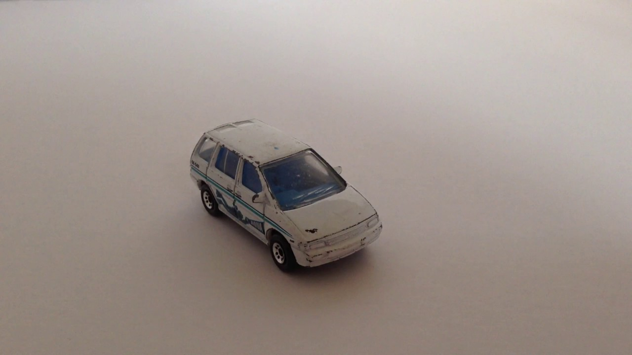 Diecast Direct nissan prairie review
