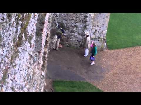 RUN RUN  Framlingham Castle -