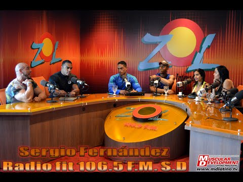 Entrevista de Radio en Santo Domingo a Sergio Fernández, MDLatino