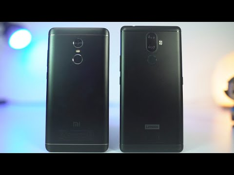 Thumbnail: Lenovo K8 Note vs Redmi Note 4 Speed Test