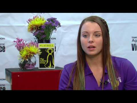 TAKING ACTION AGAINST DOMESTIC VIOLENCE: 2015 The Yellow Dress
