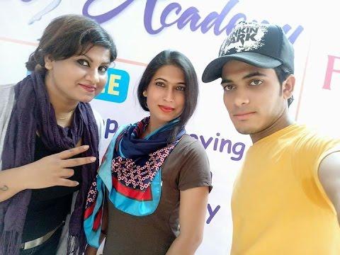 #Sunita Rani Bollywood Choreographer & Director enjoy In ma foiAcademy!!!