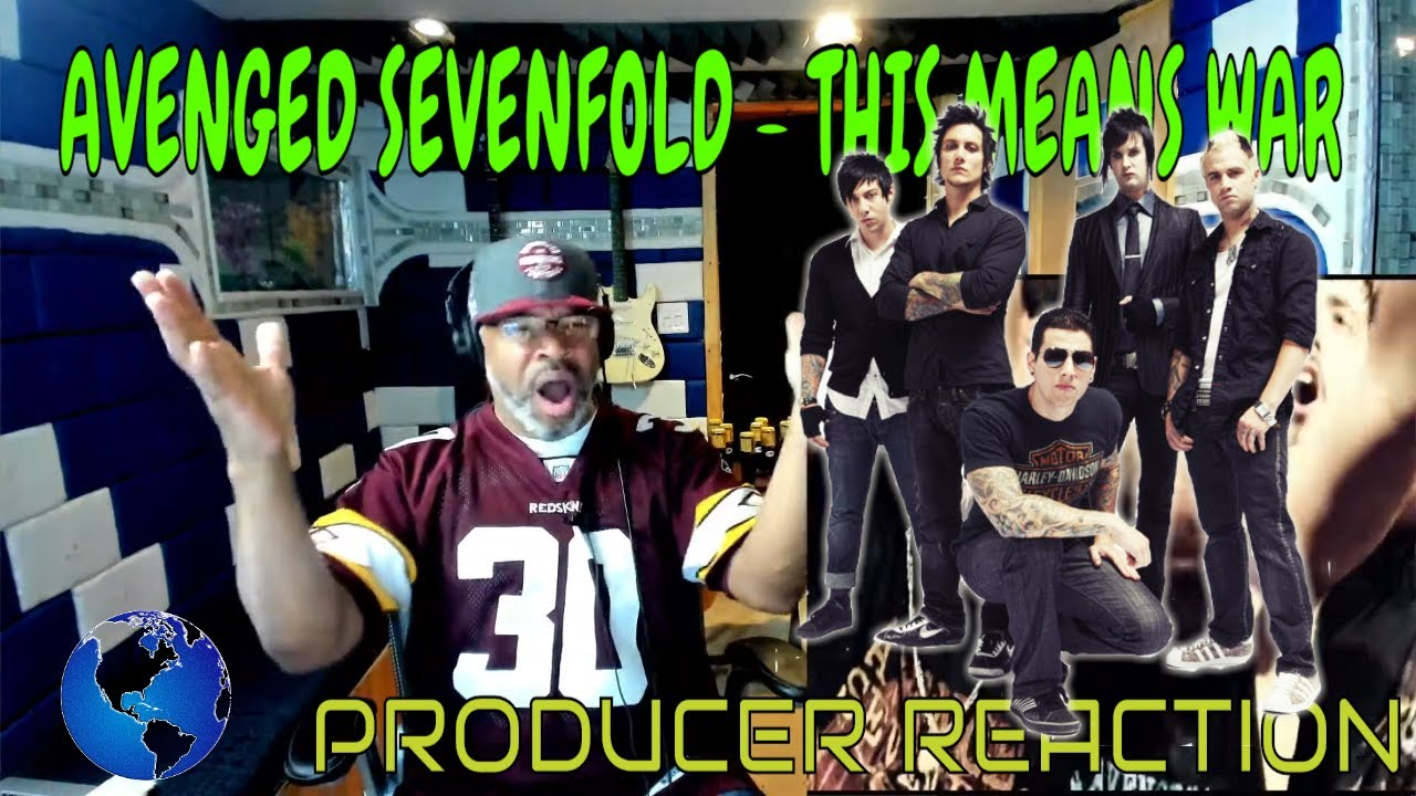 Avenged Sevenfold This Means War Official Music Video