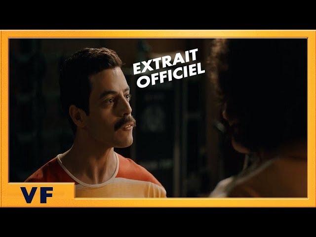 Bohemian Rhapsody | Extrait [Officiel] We Will Rock you VF HD | 2018