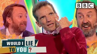 Is Henning Wehn a secret vigilante? | Would I Lie To You - BBC