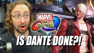 HUGE PATCH DISCUSSION: Is Dante Done? Is Dormammu Dead?! & More w/Maximilian