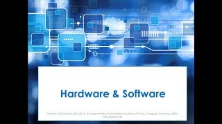 Topic 2   Section 1   Intro, What is the difference between hardware and software as well as basic c