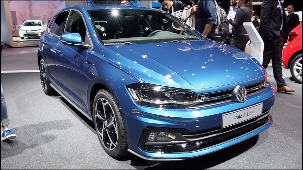 volkswagen polo r line 2018 in detail review walkaround. Black Bedroom Furniture Sets. Home Design Ideas