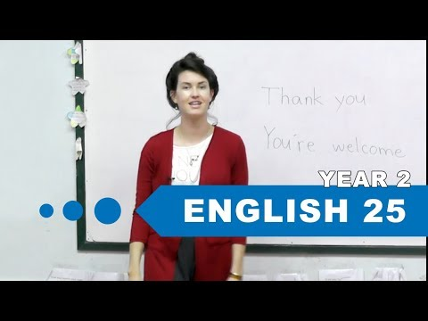 Year 2 English, Lesson 25, Using: To Be, We Are, They Are