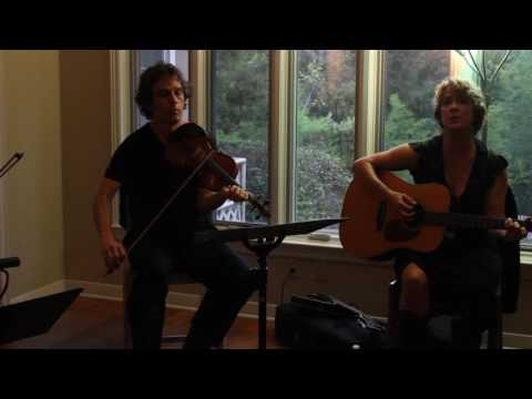 Karen Mal, Will Taylor, Jen Mulhern House Concert July 2016 RAW