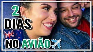 A viagem mais louca - NOVA ZELÂNDIA Vlog 1