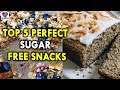 Top 5 Perfect Sugar Free Snacks For Diabetic - Healthy Diet For Diabetes