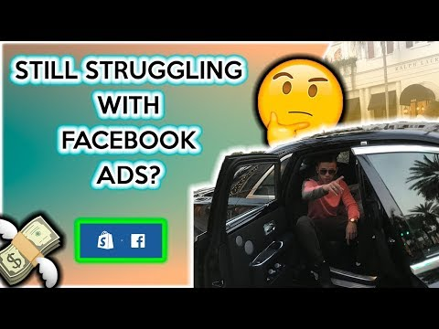 (SHOPIFY FACEBOOK ADS) 4 Tips To Profit From Your Drop Shipping Facebook Ads