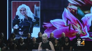 Funeral Held For Beth Chapman Of 'Dog the Bounty Hunter' In Aurora