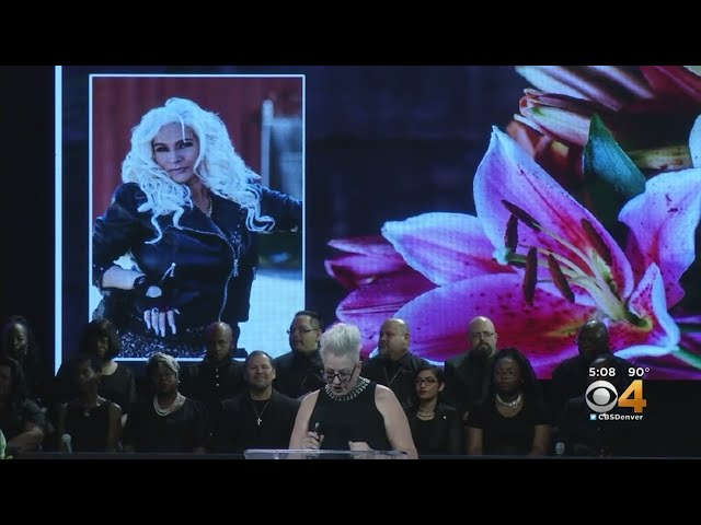 Funeral Held For Beth Chapman Of \'Dog the Bounty Hunter\' In Aurora