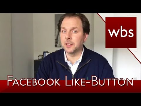 Urteil ! Facebook Like Button ist illegal.