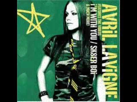 Avril Lavigne-techno sk8ter boi