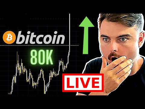 BITCOIN TO $80,000 IN 2 MONTHS!!!! 🚀 - (IS IT POSSIBLE?!!!)