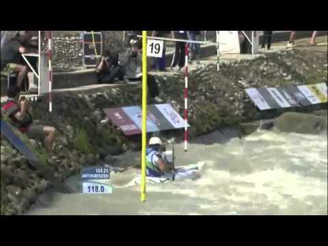 2012 ICF Canoe Slalom World Cup Final - Bratislava, Slovakia