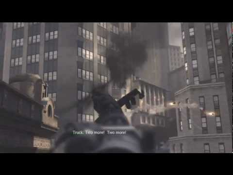 Let's Shoot People on MW3 Campaign 1: Shooting Up Wall Street