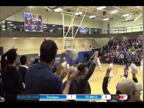 YU Classics - Basketball (M) Skyline Playoffs 2016
