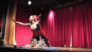 The Light of Love!  Gypsy-Sufi performance by Amrita Choudhury