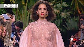 JORGE VAZQUEZ Fall 2019 MBFW Madrid - Fashion Channel