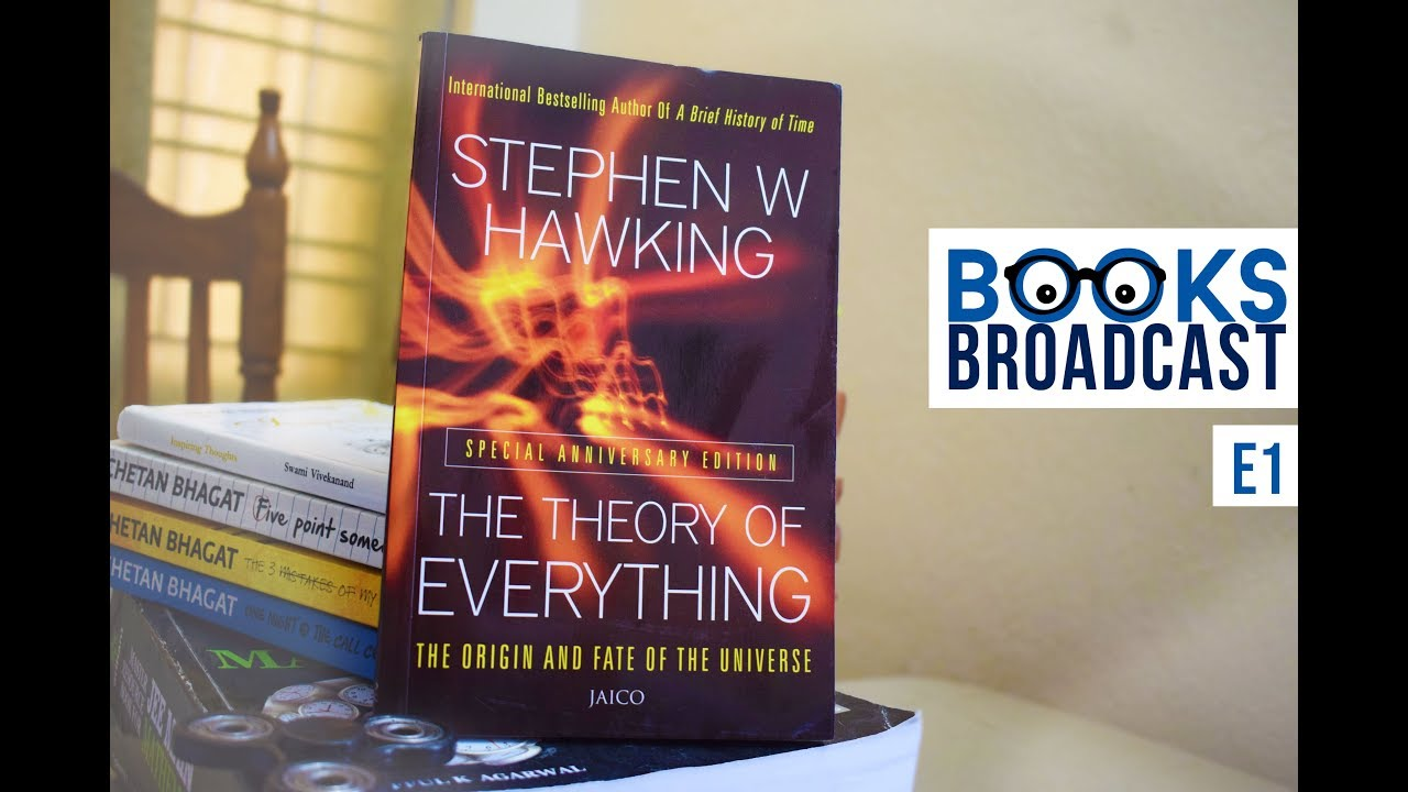 Books Broadcast | Stephen Hawking | The Theory of Everything Review | E1