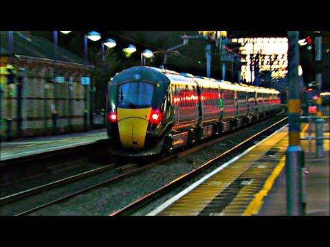 Trains at Maidenhead, GWR | 29/01/18