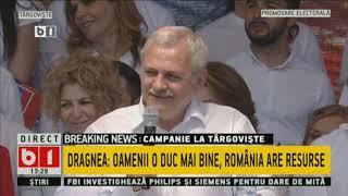 DRAGNEA LA TARGOVISTECel mai mare mut pe care l-a dat politica romaneasca a inceput sa fac ...