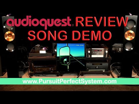 Audioquest Niagara 7000 Review Song Demo Chris Jones No Sanctuary Power Conditioner Audiophile Cable