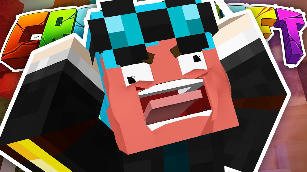 Dantdm On Crazy Craft