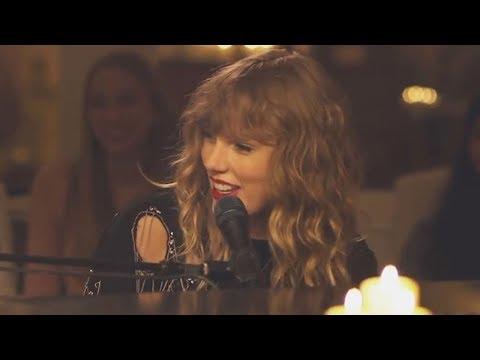Taylor Swift Stuns Fans With Heartfelt...
