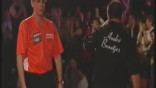 André Brantjes 170 finish - Lakeside 2005