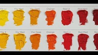 Utrecht Cadmium-Free Artists' Colors