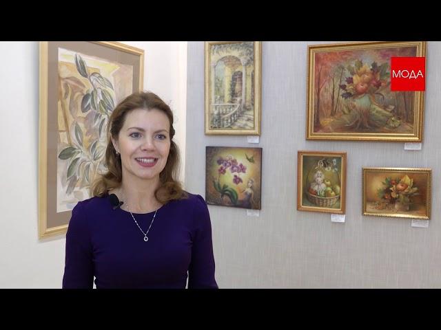ЮЛИЯ ШИФЕРШТЕЙН Российская актриса театра и кино, художник. Интервью для телеканала МОДА